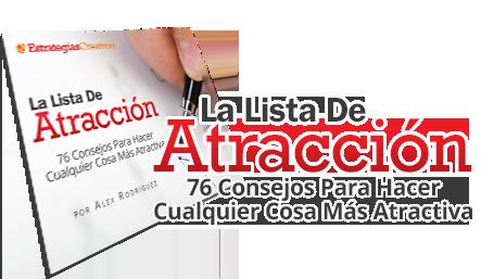 The Attraction Checklist